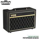 VOX コンボベースアンプ Pathfinder Bass 10 パスファインダー PFB-10【ラッキーシール対応】