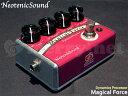在庫あります■NeotenicSound ダイナミクスプロセッサ Magical Force ネオテニックサウンド エフェクター EFFECTORNICS ENGINEERING