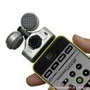 【送料無料】ZOOM iQ7 MSマイク Lightningコネクター iOS用 外付けマイク (iPhoneマイク)【北海道・沖縄県は別途 送料1,000円】