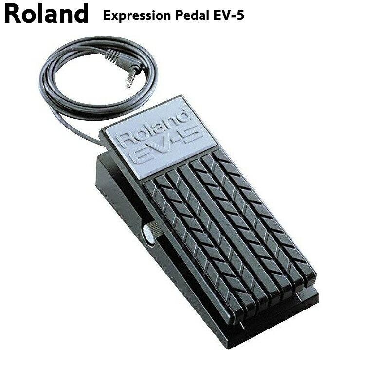 Roland:エクスプレッション・ペダル EV-5■ローランド:エクスプレッションペダル