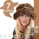 寒い北の国・カナダから軽くて暖かいふわふわファー帽子が届きました。カナダ老舗レディース帽子ブランド・パークハースト05P03Sep16