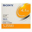 【送料無料】 SONY 5インチ MOディスク 5枚セット 4.1GB EDM-4100C 5.25インチ 5型 5.25型
