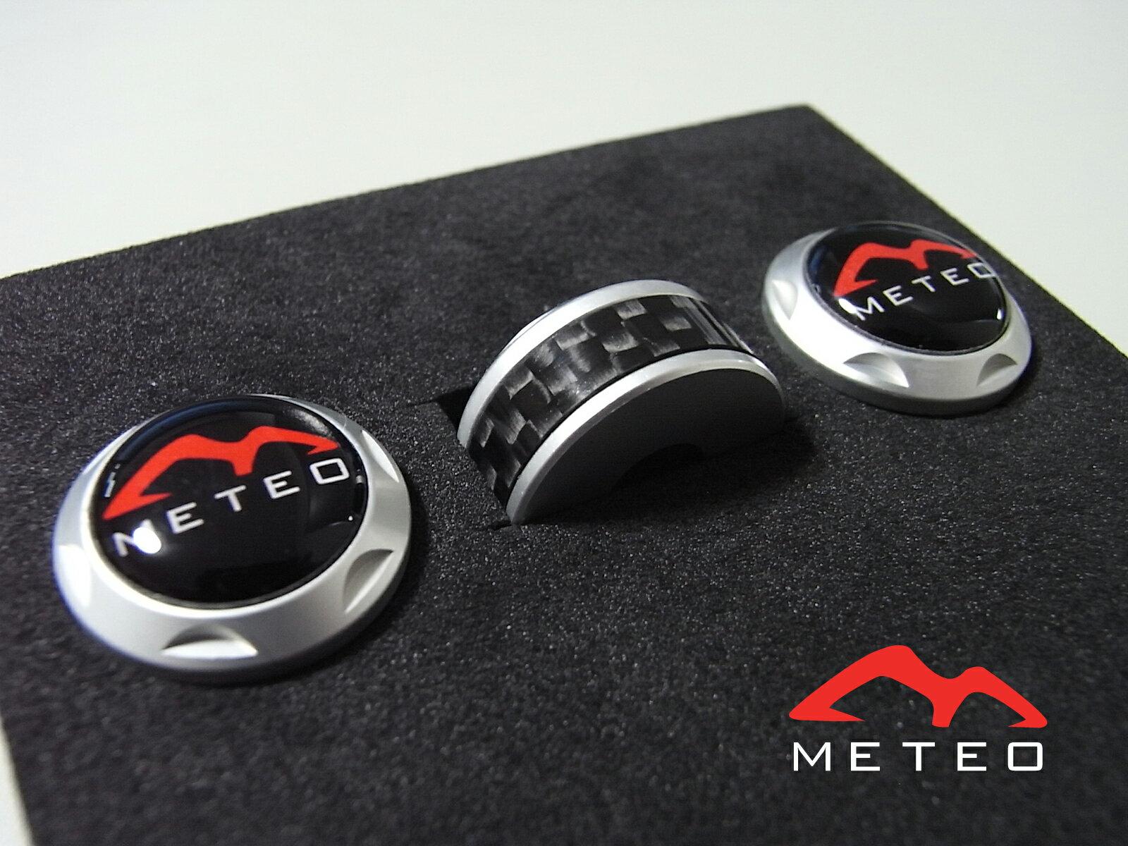 METEO カーボン製品 ナンバーボルトキャップの紹介画像2