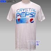 【米国ペプシコーラ公式Tシャツ】メンズ/クリスタル