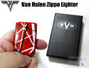 【VAN HALEN】ヴァン・ヘイレン公式ZIPPOライター(ZIPPOブランドではありません)