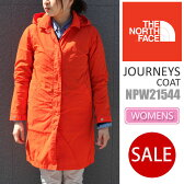 【SALE/50%OFF 半額】ノースフェイス THE NORTH FACEJOURNEYS COAT[全5色]ジャーニーズコートレディース(女性用)【服】_11503F(trip)【送料無料】【あす楽】 10P01Oct16