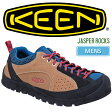 ・KEEN JASPER ROCKS[スターフィッシュ/レーシングレッド]キーン ジャスパー ロックス メンズ(男性用)【靴】_11510F(trip)【送料無料】