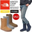 【SALE/50%OFF 半額】ノースフェイス THE NORTH FACEWINTER CAMP BOOTIE[全5色](NF51447)ウィンターキャンプブーティユニセックス(男女兼用)【靴】_11510E(trip)【あす楽】