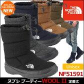 ノースフェイス THE NORTH FACE ヌプシ ブーティー ウール2[計5色](NF51591)NUPTSE BOOTIE WOOL IIユニセックス(男女兼用)【靴】_11609E(trip)