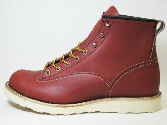 2907 RED WING Red Wing LINEMAN BOOTS lineman boots oro-russet portage オロラセット Portage