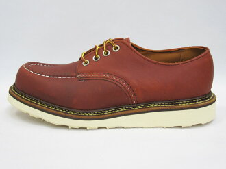 RED WING Red Wing 8103 CLASSIC WORK OXFORD classical work Oxford oro-russet portage オロラセット Portage