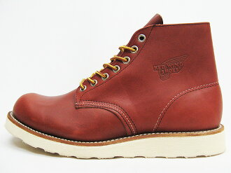RED WING Red Wing 8166 CLASSIC WORK classic work ROUND-TOE rounds, to oro-russet portage オロラセット Portage