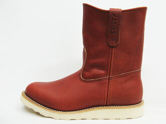 RED WING Red Wing 8866 9 inch BOOTS PECOS Pecos boots oro-russet portage オロラセット Portage