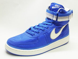 NIKE nike VANDAL HIGH SUPREME VNTG バンダルハイサプリームビンテージ distance blue/sail distance blue sneakers