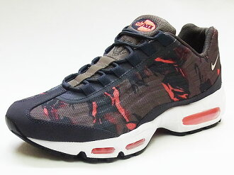 NIKE AIR MAX 95 PREMIUM TAPE Air Max premium tape brown/team red/red brown / Varsity red Nike / 13 FW