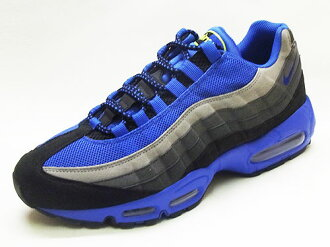 95 NIKE nike AIR MAX Air Max black/royal/dark gray black / royal / dark gray sneakers EKIDEN