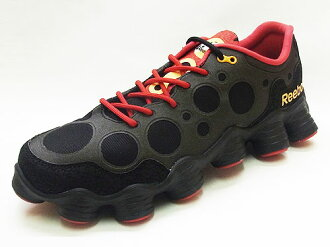 REEBOK Reebok ATV19 PLUS plus black/red black / red sneakers 13 FW