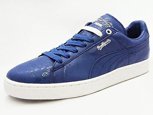 Puma Basket Classic Blue