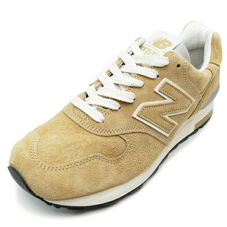 NEW BALANCE new balance M1400 BE beige beige mens Womens sneakers NB Made In USA 1400