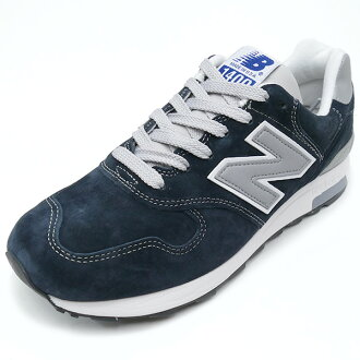 NEW BALANCE new balance M1400 NV navy Navy mens Womens sneakers NB Made In USA J.Crew 1400