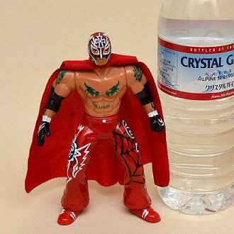 Wrestling figure small: Rey Mysterio ( 1)