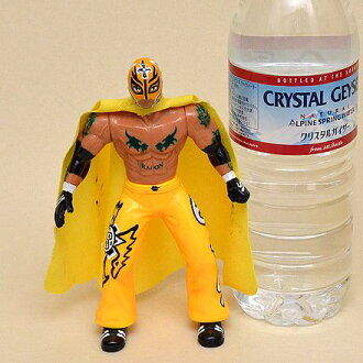 Wrestling figure small: Rey Mysterio ( 4)