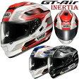 ★送料無料★ SHOEI GT-Air INERTIA (ジーティー エアー イネルティア) インナーサンバイザー装備 フルフェイスヘルメット