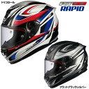 ★送料無料★ OGK RT-33 RAPID(ラピッド) フルフェイスヘルメット 世界で戦える、軽量ハイスペック・ニュージェネレーションモデル