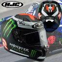 ★送料無料★ HJH090 HJC RPHA10 PLUS LORENZO REPLICA 3(ロレンソ レプリカ3)フルフェイスヘルメット