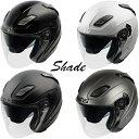 WINS Shade(シェード) ジェットヘルメット インナーバイザー標準装備