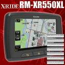 ★送料無料★R.W.C X-RIDE RM-XR550XL Bluetooth搭載 バイク専用ポータブルナビゲーション 防水仕様