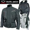 ★送料無料★ hit-air EU-6/ヒットエアエアバッグシステム搭載ジャケット 無限電光