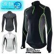 山城謹製Body Regulator YKI-101遮熱インナーシャツ 長袖/ジップアップ