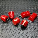 ハイエース200系 2WD フロント&リア ローダウン車専用 フロント/リアバンプ・リバウンドストップ・3点セット