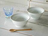 白い食器 デザートカップ ホワイトレベル3【美濃焼・食器・訳あり・アウトレット・ボウル】