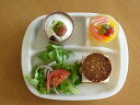 ※通常54%オフの840円→今だけタイムセール価格の590円!!白い食器 かわいいランチプレート ...