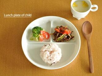 白色的廚房的大小午餐盤子,白色-2 級