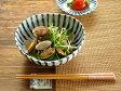 和食器 濃十草5.5煮物鉢【美濃焼/食器/訳あり/アウトレット込み/通販/器/煮物鉢/中鉢/だみ/ダミ十草】