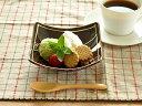 洋食器 洋食屋さんのスクエアーボウル<S>12.9cm【美濃...