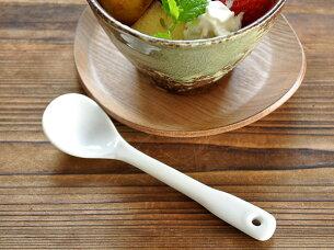 アイスクリーム スプーン ホワイト アウトレット カトラリー