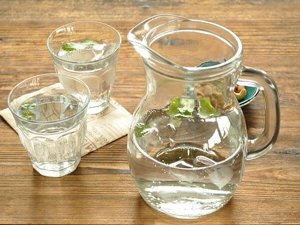 ガラス食器 Bormioli Rocco/ボルミオリ・ロッコ ビストロ ジャグ・1000c…...:mhomestyle:10002843