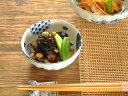 和食器 藍丸紋菊形3.5鉢【美濃焼/食器/訳あり/アウトレッ...