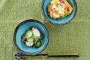 和食器 均窯トルコブルー小鉢【美濃焼/食器/訳あり/アウトレット込み/通販/器/小鉢】