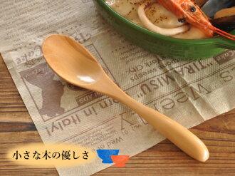 [待售] 天然木材產品 2 號 80 燴飯匙 [廚房 / 商店 / 翻譯/店 / 木 / 湯匙和餐具]