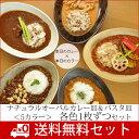 【送料無料】和食器 ナチュラルオーバルカレー皿&パスタ皿<5カラー> 各色1枚ずつセット【美濃焼/食