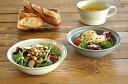 食器 サラダボウル 煮物鉢 煮物皿 おしゃれ ボウル 中鉢 取り鉢 グレー アウトレット カフェ風 エッジライン16.2cmボウル(M)