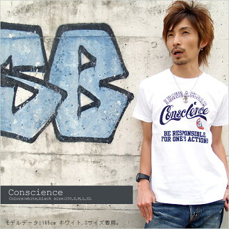 ★ ♪ Consience mi-215. ne-sorted limited message T shirt 10P13oct13_b