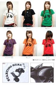 GLITTEROILネット限定メッセージTシャツ