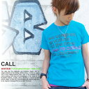 T-shirt short sleeves print CALL email mail OK ♪【 HN /SS 】 net-limited message T-shirt men gap Dis design [RCP] 10P06may13