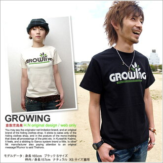 ★ ♪ growing / mi-215. ne-sorted limited message T shirt 10P10Nov13